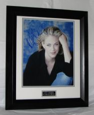 A317AW ALLY WALKER SIGNED